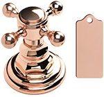 Polished Copper цвет отделки смесителей полированная медь