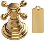 Satin Gold цвет отделки смесителей матовое золото