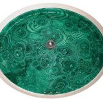Ближневосточный дизайн в декоре керамических раковин