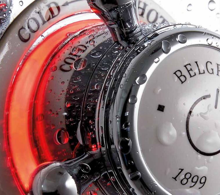 Crosswater Belgravia Digital цифровой термостат классика