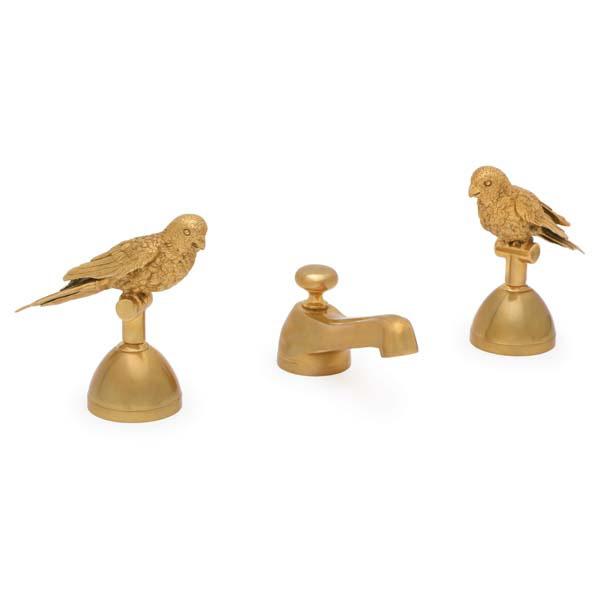 PE Guerin смесители элитные с ручками птицы