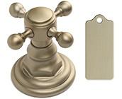 Bronze Umber цвет отделки смесителей BU