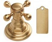 Caramel Bronze цвет отделки смесителей CB