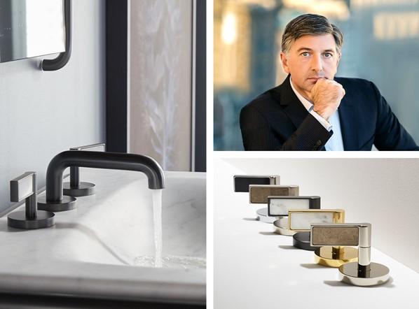 KALLISTA американская сантехника серии One decorative современный люксовый минимализм