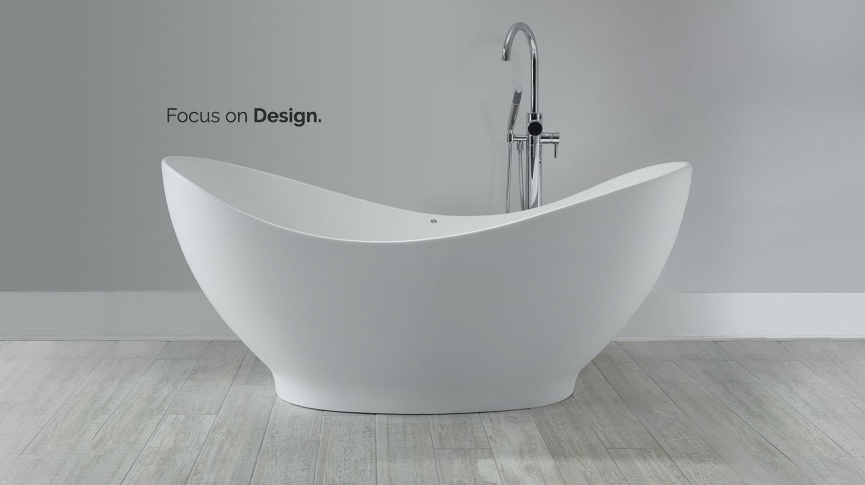 MTI baths американские ванны премиум качества
