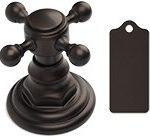 Oil-Rubbed Bronze отделка смесителей темно-коричневая бронза ORB