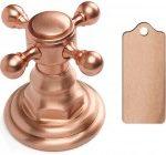 Satin Copper цвет отделки смесителей матовая медь