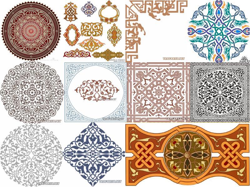 Влияние ближневосточной культуры на европейский дизайн
