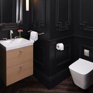 тренды в американском дизайне ванных комнат