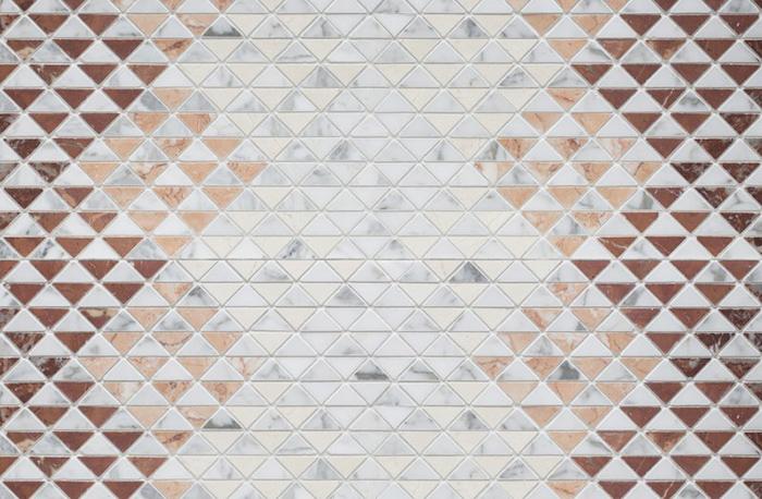Triangolo Artistic Tile