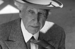 Frank Lloyd Wright американский архитектор